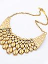 masoo collier de métal nationale des femmes
