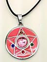 Bijoux Inspiré par Sailor Moon Cosplay Anime Accessoires de Cosplay Colliers Rose Alliage / Cuir PU Féminin