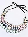 masoo kvinnors fashional pärla halsband