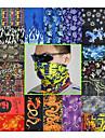 färgglad sjalett för sport cykling (radom färg)
