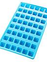 48 grilles en plastique moule de glace (couleurs assorties)