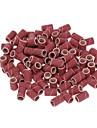 professionella slipband för spik manikyr pedikyr borra fil maskin grit (100 st)