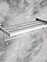 Handduksstång Rostfritt stål Väggmonterad 60*22.05*12.25cm(23.62*8.68*4.82inch) Rostfritt stål Modern