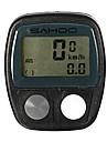 ROSWHEEL 14 Function LCD Black Waterproof Bike Computer Bicycle Speedometer