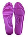 bomull gelkudde sulor för skor ena par