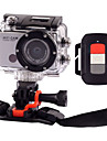 Actionkamera / Sportkamera 5MP 3264 x 2448 WIFI / Leendeavkänning / Anti-Shock 4X CMOS 32 GB H.264 50 MUniversell / Motorcykel / Cykel /