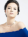weiyinyuan mode sterling silver unisex halsband