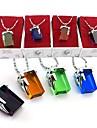 Smycken Inspirerad av Sword Art Online Cosplay Animé Cosplay Accessoarer Halsband Blå / Orange / Lila / Grön Legering / Konstädelstenar