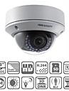 hikvision® ds-2cd2732f-är dome IP-kamera 3.0mp dag natt ir-cut vattentät poe