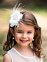 Femei Fata cu Flori Pană Diadema-Nuntă Ocazie specială Flori
