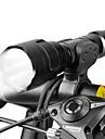 Lampes Torches LED / Lampe Avant de Vélo LED Cyclisme Faisceau Ajustable 18650 Lumens BatterieCamping/Randonnée/Spéléologie / Usage