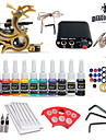 Nybörjare Tattoo Kit 1 Maskin Professional Tattoo Kit