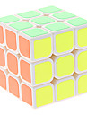 Yongjun Guanlong 3x3x3 hastighet pussel jämn tävling version magiska kuben (vit)