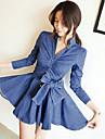 gât rochie bodycon arc de cocos Zhang femei