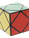 Shengshou® Slät Hastighet Cube 3*3*3 Magiska kuber Svart Blekna ABS