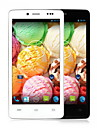 "P10 5.0 "" Android 4.2 Smartphone 3G (Double SIM Dual Core 8 MP 1GB + 4 GB Noir Blanc)"