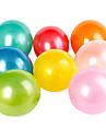 pearlized runda ballonger (kan välja färg, 100st)