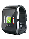 "tochic 1,55 ""fente android montre 2g téléphone bluetooth v3.0 intelligent caméra / sim / carte tf (couleurs assorties)"