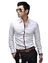 Glory skjortkrage långärmad Business och Casual Shirt