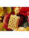 blink dammode temperament 24K guldpläterad dinglande (utan kedja)