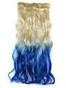 Perruques de Cosplay Princesse / Déguisements Thème Film/TV Fête / Célébration Déguisement Halloween Bleu / Beige Mosaïque Perruque