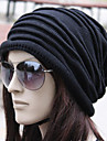 Unisex Solid Iarnă Vintage Birou Casual Bumbac,Beanie/Slouchy