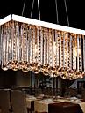 40w Modern / Traditionell/Klassisk Kristall Metall Island LightsLiving Room / Bedroom / Dining Room / Sovrum / Matsalsrum /