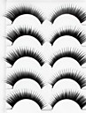 ögonfransar Ögonfrans Ögonfrans Tjock / Naturligt långa Volumized / Naturlig / Tjock Fiber