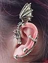 Miss U dragons boucles d'oreilles simples