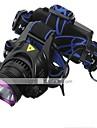 Belysning Pannlampor LED 2200 Lumen 3 Läge Cree XM-L2 18650 Vattentät / LaddningsbarCamping/Vandring/Grottkrypning / Vardagsanvändning /