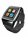 1.55inch smarta klocka för mobiltelefon med urtavla, svara& avvisa samtal funktioner