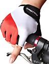 WOLFCykel® Aktivitet/Sport Handskar Herr Cykelhandskar Cykelhandskar Anti-Halk Fingerlösa Cykelhandskar Cykling