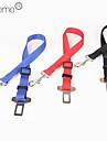 lureme ceintures de sécurité de voiture pour animaux chiens (couleur aléatoire)