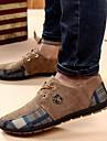 Pantofi barbati Casual Imitație de Piele Teniși la Modă Albastru / Verde / Khaki