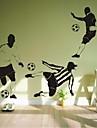 stickers muraux stickers muraux, pvc football contemporain, stickers muraux