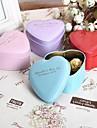 24 Piesă/Set Favor Holder-Formă de Inimă Metalic Cutii de Savoare Cutii și Sticle de Savoare Personalizat