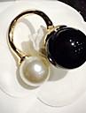 Inel pentru femei perla elegant