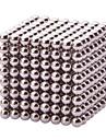 Magnetleksaker 512 3/216 5 Bitar Magnetleksaker Neodymmagnet Chefsleksaker Pusselkub GDS-leksaker magnetiska bollar Rosautbildning