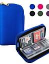 card de memorie lacdo® transportă titular caz pungă de pungă de 22 de sloturi (culori asortate)