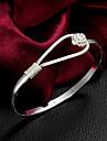 vsilver dammode temperament 925 silverarmband
