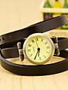 Wanbao kvinnors vintage armband klocka