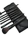 Fation Makeup Brush Sets with 7Pcs Brushs and Black Bag