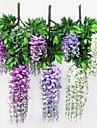 Polyester / Plast Plantor Konstgjorda blommor