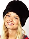 yifulu kvinnor pälsfodrar Trapper Hat hattar