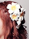 Femei Satin / Imitație de Perle Diadema-Nuntă / Ocazie specială / Informal / Exterior Flori