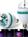3W E26/E27 Spot LED / Lampe LED de Scène A80 1 LED Haute Puissance 300-400 lm RGB Décorative AC 85-265 V