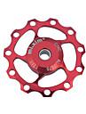 PODAY För SHIMANO och SRAM MicroShift Bakväxel aluminium hjul 11T CNC Guide Roller