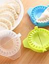 boulette filière plastique 11 × 7,5 × 1 cm (4,3 x 3,0 x 0,4 pouces) de couleur aléatoire