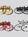 Cykelbromsar och delar Fälgbromsset / Skivbroms Satser / Disc Broms Rotorer Cykel / Mountainbike / Racercykel / Rekreation Cykling