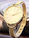 eviga kvinnor eleganta armband klocka